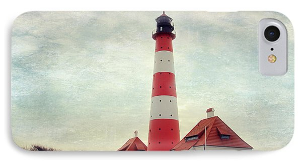 Stilllife Lighthouse IPhone Case by Heike Hultsch