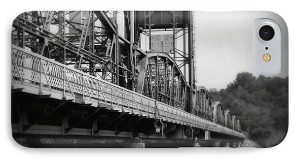 Stillwater Bridge  IPhone Case by Perry Webster
