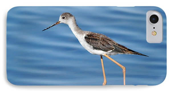 IPhone Case featuring the photograph Stilt by Richard Patmore