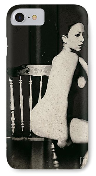Stired  IPhone Case by Jessica Shelton