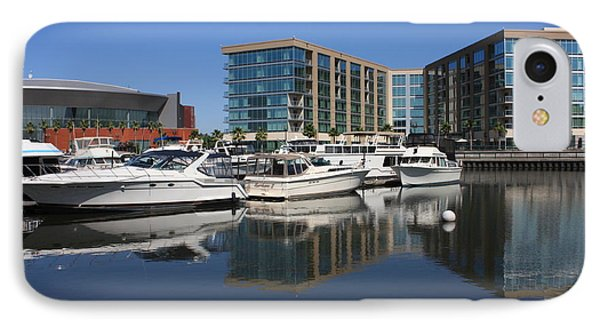 Stockton Waterscape IPhone Case by Carol Groenen