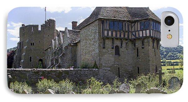 Stokesay Castle Shropshire IPhone Case