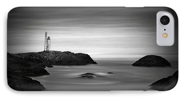 Stokksnes Lighthouse IPhone Case by Ian Good