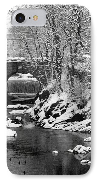 Stone-bridge IPhone Case