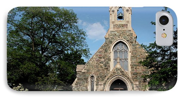 Stone Chapel IPhone Case