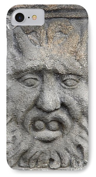 Stone Face Phone Case by Michal Boubin