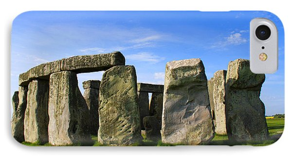 Stonehenge No 1 Phone Case by Kamil Swiatek