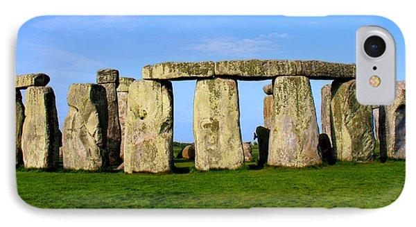Stonehenge No 2 Phone Case by Kamil Swiatek