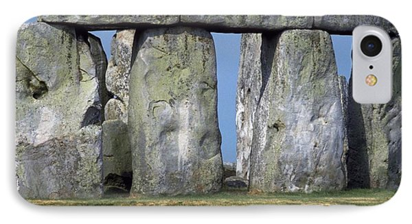 Stonehenge IPhone Case by Travel Pics