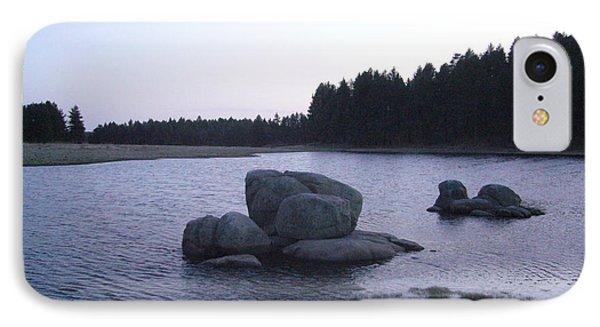 Stones Of Serenity IPhone Case