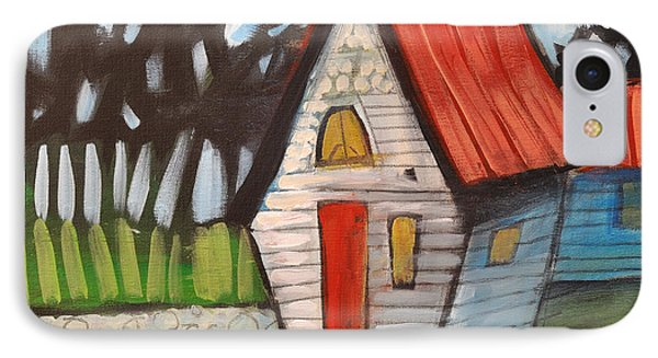 Stonewall Cottage IPhone Case by Tim Nyberg