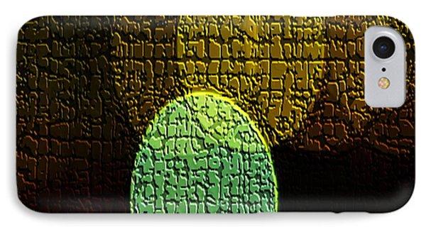 Stoneware IPhone Case by Belinda Threeths