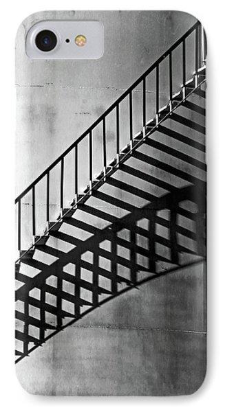 Storage Stairway IPhone Case by Christopher McKenzie