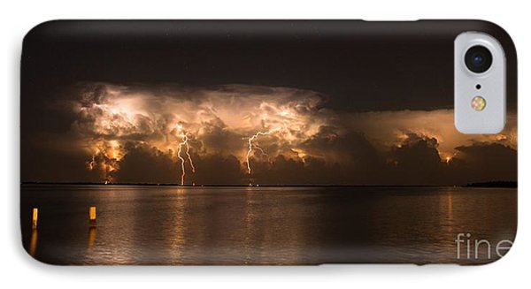 Storm Before Dawn IPhone Case