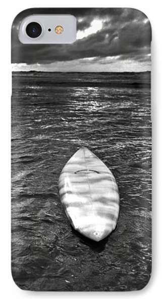 Storm Board IPhone Case by Sean Davey