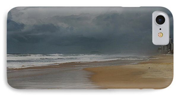 Storm Brewing On The Gold Coast IPhone Case