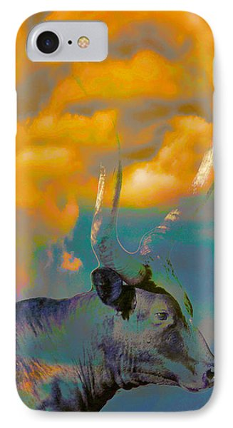 Storm Chaser IPhone Case by Amanda Smith