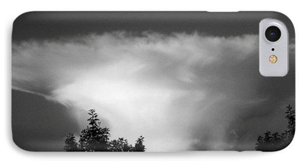 Storm Cloud Phone Case by Juergen Weiss