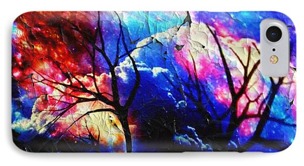 Storm Clouds IPhone Case by Kathy Kelly