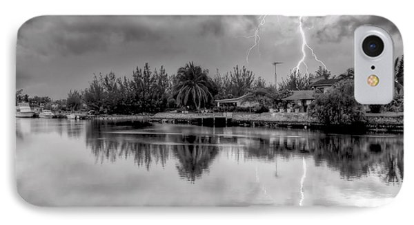 Storm In Paradise IPhone 7 Case