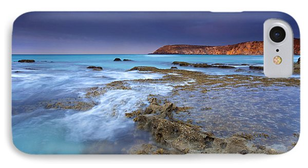 Storm Light IPhone 7 Case by Mike  Dawson