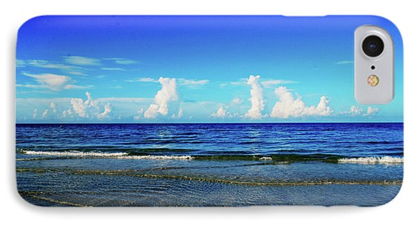 IPhone Case featuring the photograph Storm On The Horizon by Gary Wonning