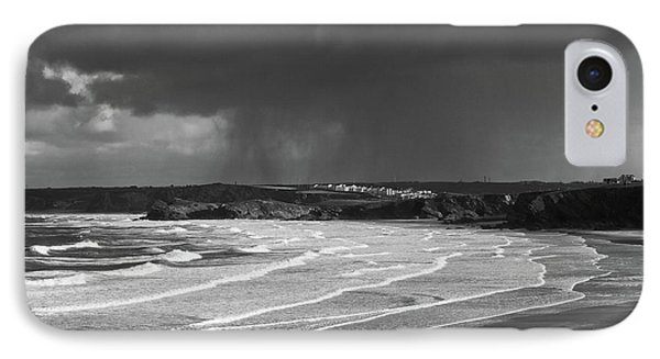 IPhone Case featuring the photograph Storm  Over The Bay by Nicholas Burningham