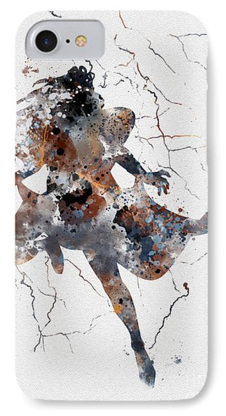 Storm IPhone Case by Rebecca Jenkins