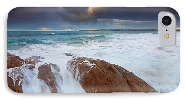 Storm Tides IPhone Case by Mike Dawson