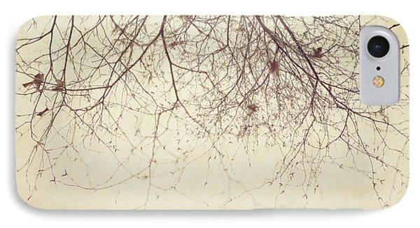 Stormbound IPhone Case by Priska Wettstein