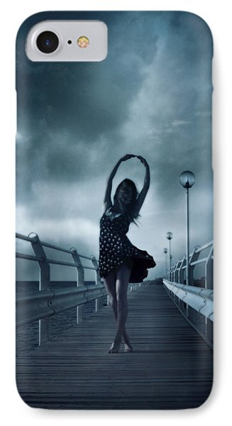 Stormdance IPhone Case by Cambion Art