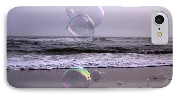Storming Bubbles IPhone Case