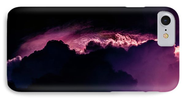 Storms Acomin' IPhone Case