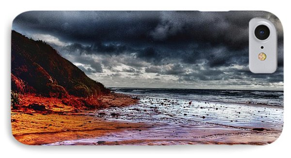 Stormy Day Phone Case by Blair Stuart
