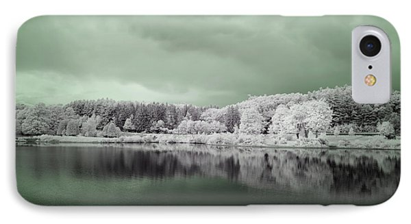 Stormy Friday IPhone Case by Luke Moore