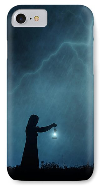 Stormy Night IPhone Case by Joana Kruse