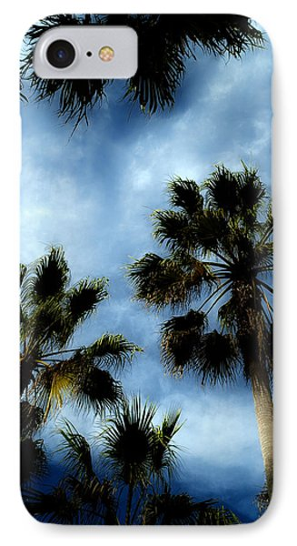 Stormy Palms 2 IPhone Case