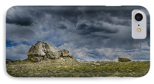 Stormy Peak 1 IPhone Case