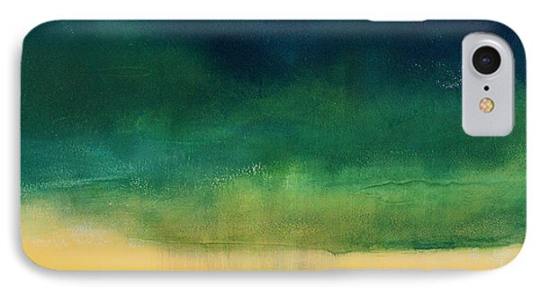 Stormy Seas Phone Case by Toni Grote