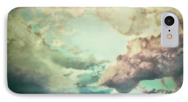 Stormy Sky IPhone Case by AugenWerk Susann Serfezi