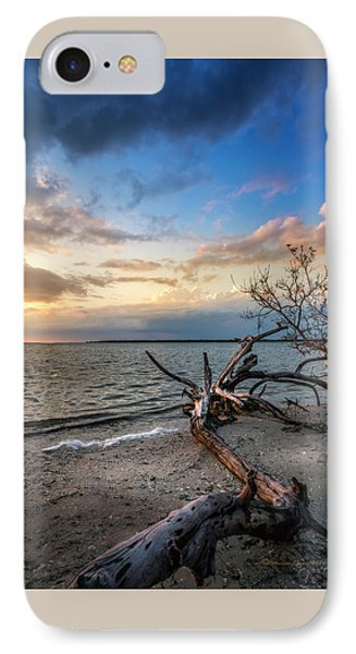 Stormy Sunset IPhone Case by Marvin Spates