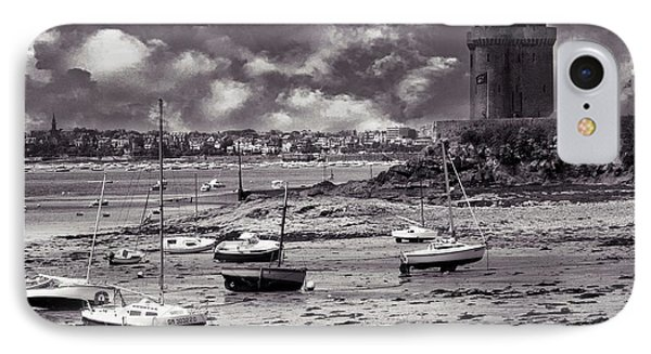 IPhone Case featuring the photograph Stormy Weather by Elf Evans