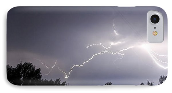 Stormy Weather Phone Case by Svetlana Sewell