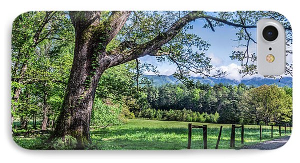 Story In The Smokies Phone Case by Jon Glaser