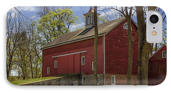 Stover Farm IPhone Case by Capt Gerry Hare