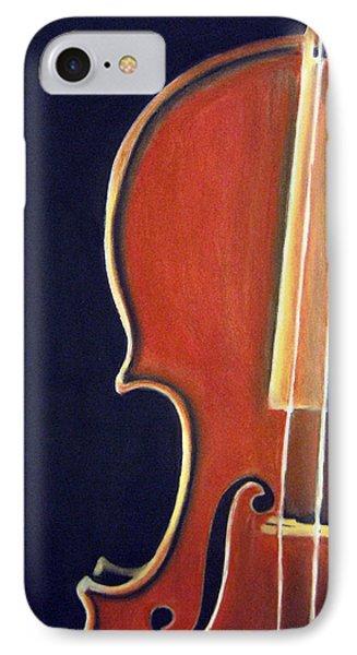 Stradivarius IPhone Case by Dawnstarstudios
