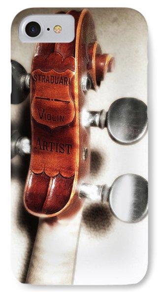 Straduari  Phone Case by Steven Digman