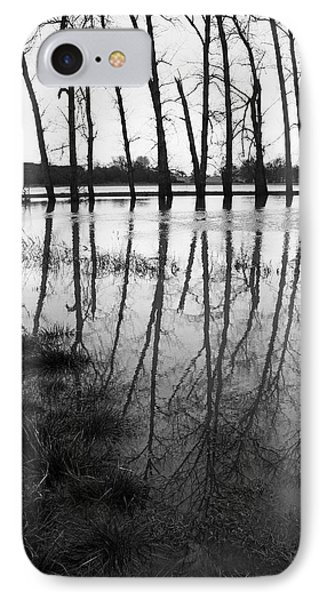 Stranded Trees IPhone Case by Hazy Apple