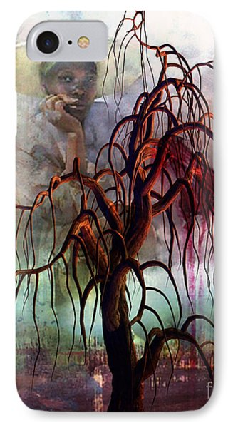 Strange Fruit IPhone Case by Tammera Malicki-Wong