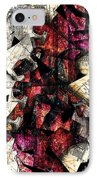Stratavaria Moderna 01 IPhone Case